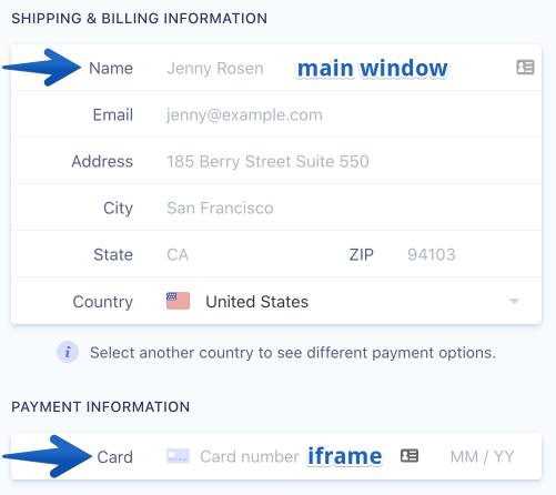 Stripe Payments Demo